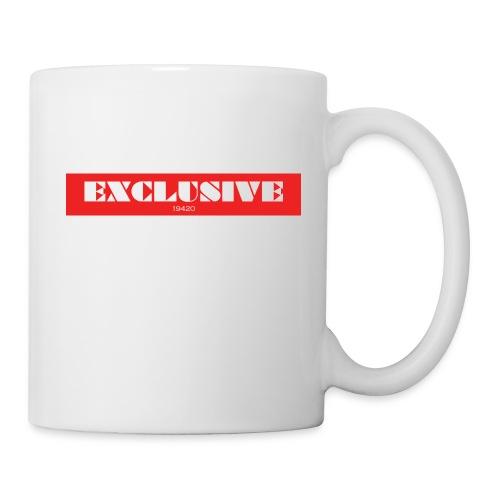 exclusive - Coffee/Tea Mug