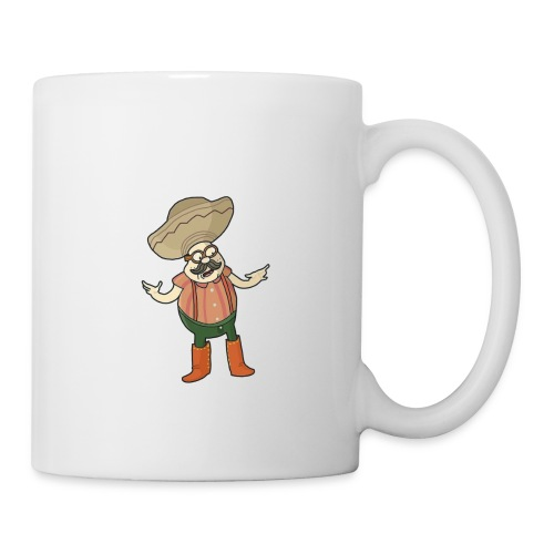 TriggerJesus Basic Logo - Coffee/Tea Mug
