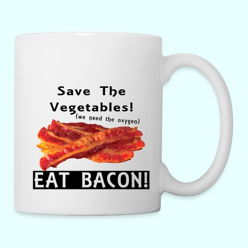 Eat Bacon! - Coffee/Tea Mug