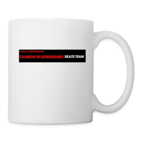 New Skate team apperal - Coffee/Tea Mug