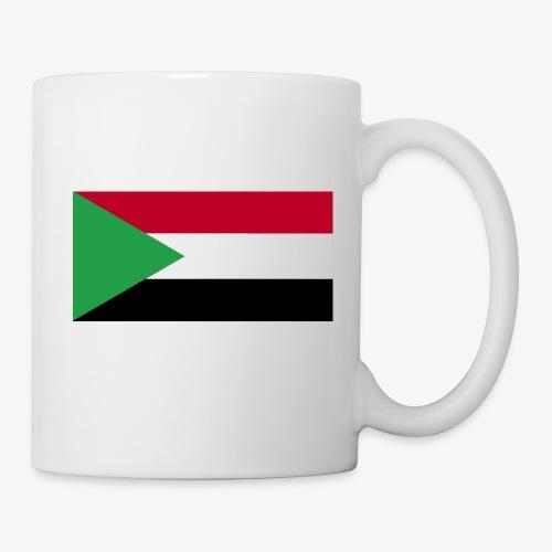 Sudan flag - Coffee/Tea Mug