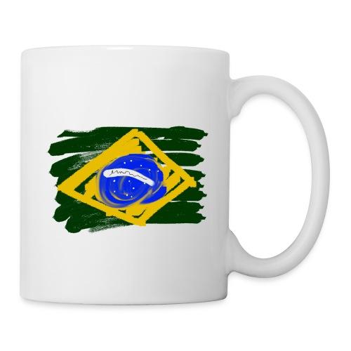 Brazilian Flag - Coffee/Tea Mug