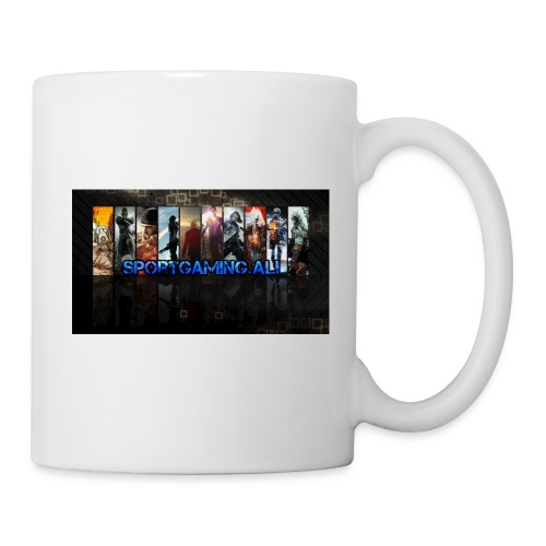 SportGaming Ali - Coffee/Tea Mug
