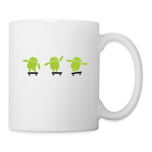 android logo T shirt - Coffee/Tea Mug