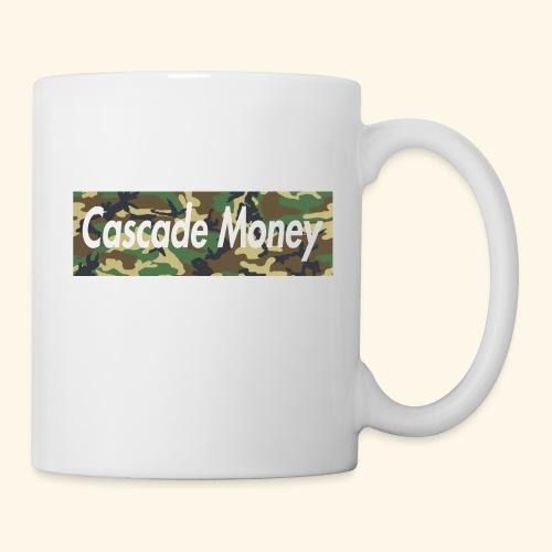 Cascade money camo - Coffee/Tea Mug