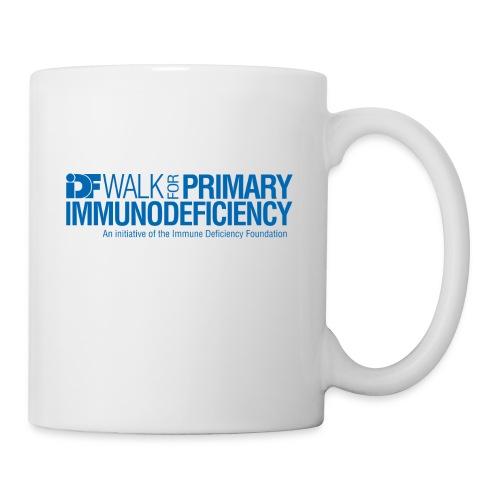 IDF Walk for PI - Blue - Coffee/Tea Mug