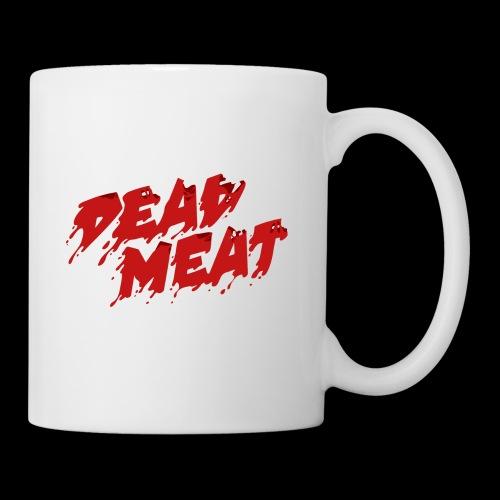 Dead Meat Logo - Coffee/Tea Mug