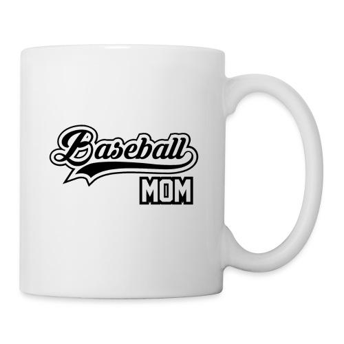 Baseball Mom - Coffee/Tea Mug