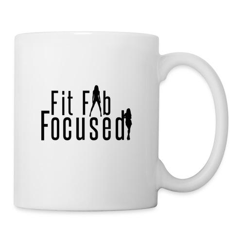 Fit Fab Focused Tee - Coffee/Tea Mug