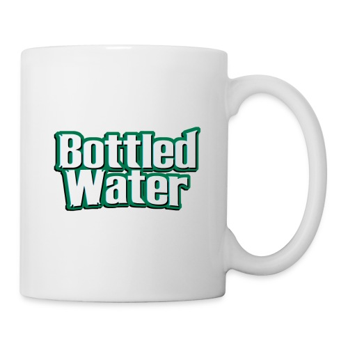 Bottled Water - Coffee/Tea Mug