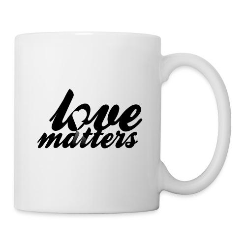 Love Matters - Coffee/Tea Mug
