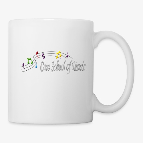 Case School of Music Logo - Coffee/Tea Mug