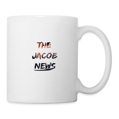 jacob news - Coffee/Tea Mug