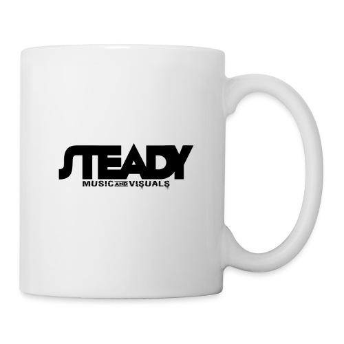 STEADY LOGO - Coffee/Tea Mug