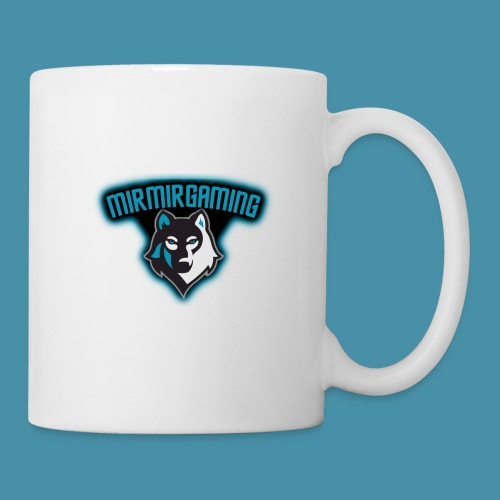 mirmirgaming shirt with logo - Coffee/Tea Mug