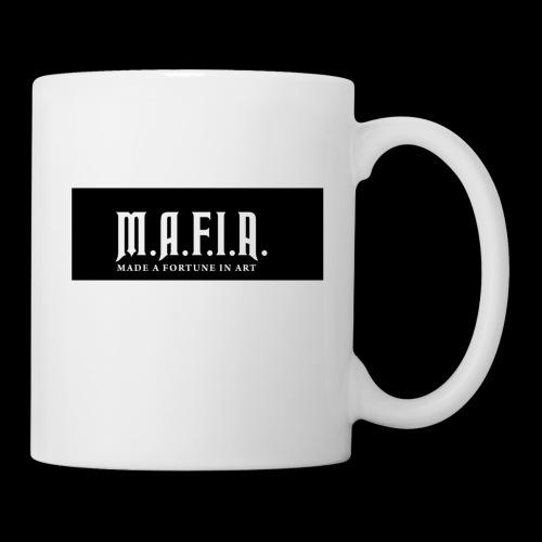 Classic Mafia Logo Black - Coffee/Tea Mug