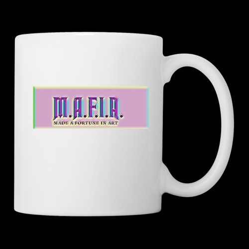 Trippy Mafia Logo - Coffee/Tea Mug