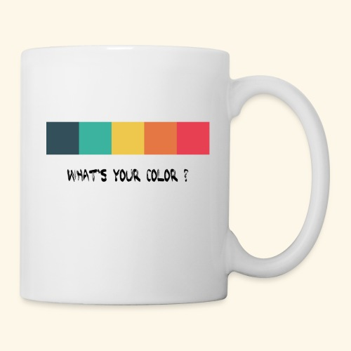 what´s your color? black - Coffee/Tea Mug