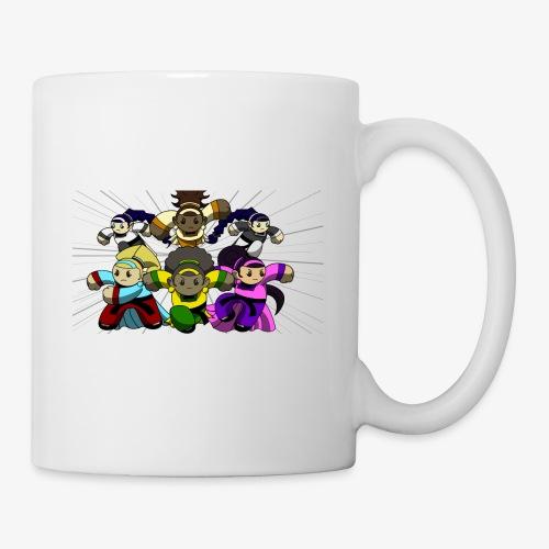 The Guardians of the Cloudgate, no logo - Coffee/Tea Mug