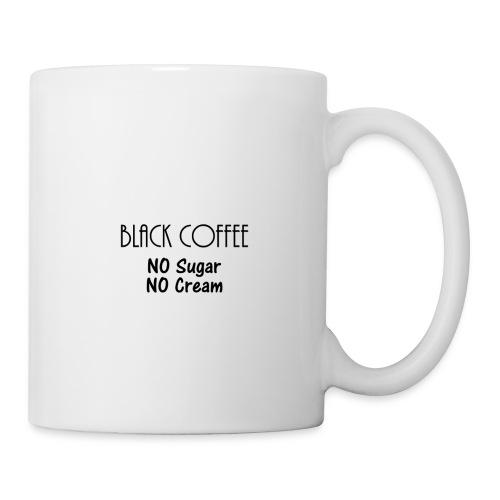 Black Coffee Mug - Coffee/Tea Mug