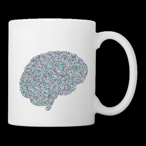 brain scramble - Coffee/Tea Mug