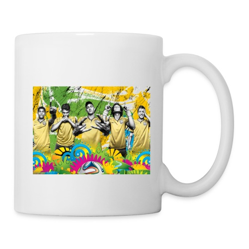 brazil world wear - Coffee/Tea Mug