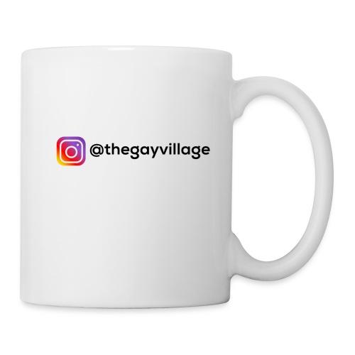 TGV Back Logo - Coffee/Tea Mug