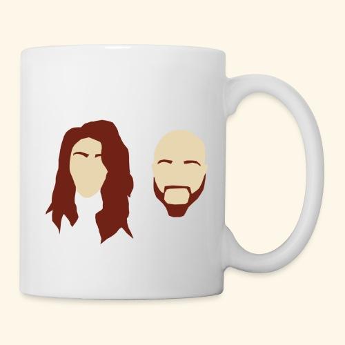 Filmed By Us Logo - Coffee/Tea Mug