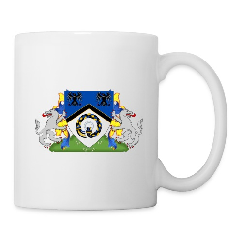 Kingdom of Hrafnarfjall Coat of Arms - Coffee/Tea Mug