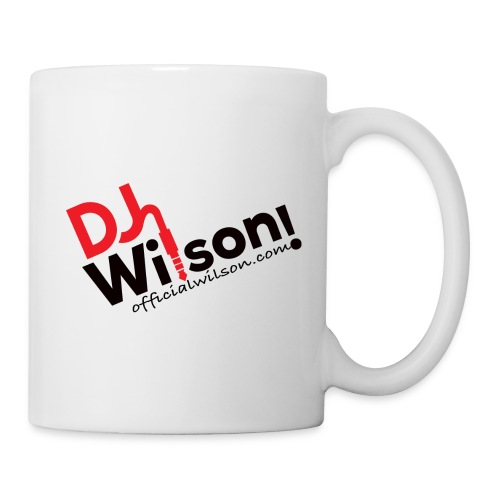 DJ Wilson Logo - Coffee/Tea Mug