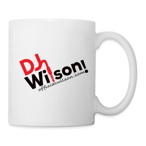 DJ Wilson Logo - Coffee/Tea Mug