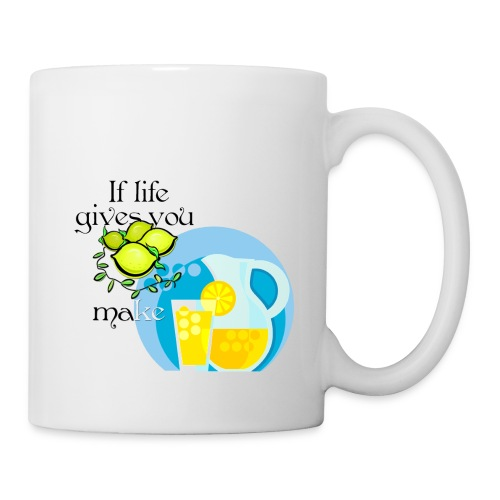 life lemonade - Coffee/Tea Mug