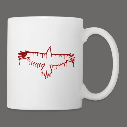 Bloody Crow Logo Solo - Coffee/Tea Mug