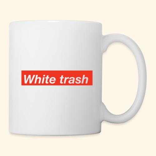 White trash - Coffee/Tea Mug