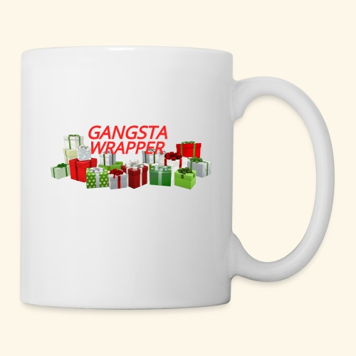 GANGSTA WRAPPER - Coffee/Tea Mug