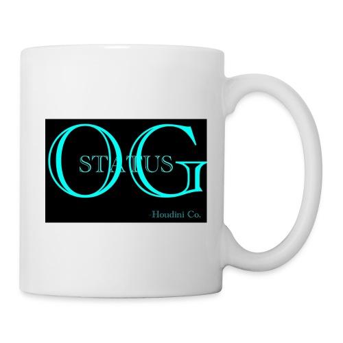 OG Status - Coffee/Tea Mug