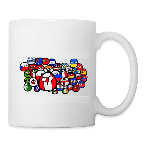 Countryball - Coffee/Tea Mug