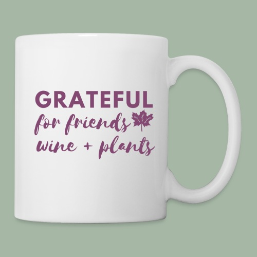 Grateful - Coffee/Tea Mug