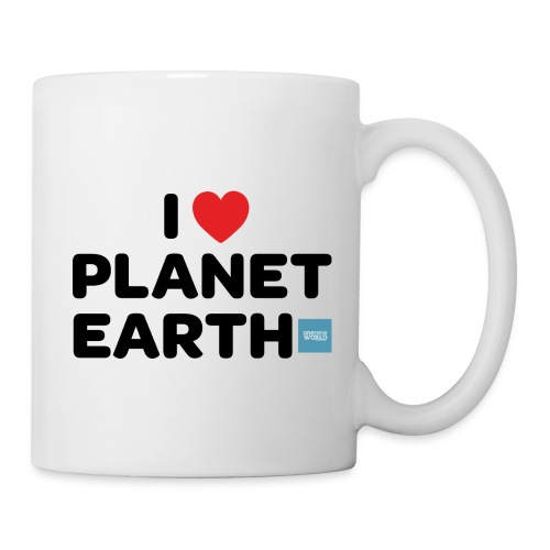 I Heart Planet Earth - Coffee/Tea Mug