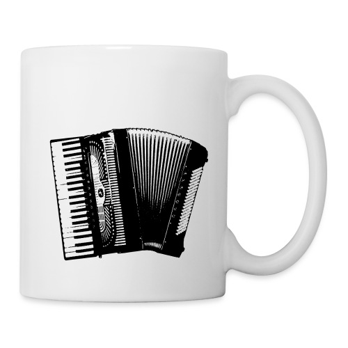 Accordian - Coffee/Tea Mug