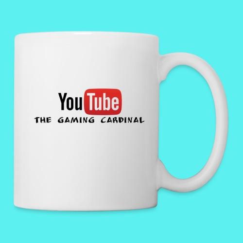 Youtube temp logo - Coffee/Tea Mug