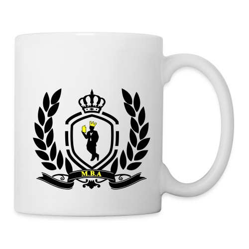 Conscious King (Crest) - Coffee/Tea Mug