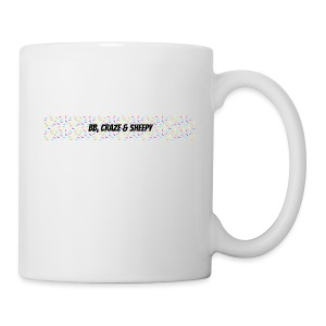 BB, Craze & Sheepy - Coffee/Tea Mug