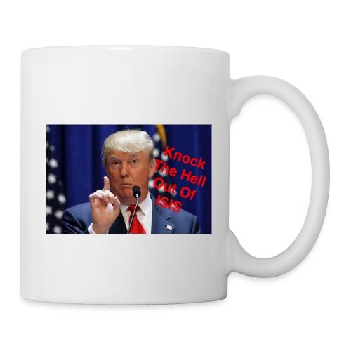 Knock the hell out of isis - Coffee/Tea Mug