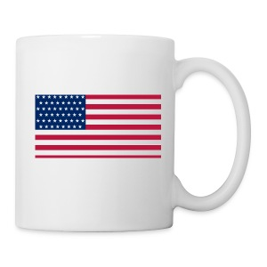 usa flag - Coffee/Tea Mug