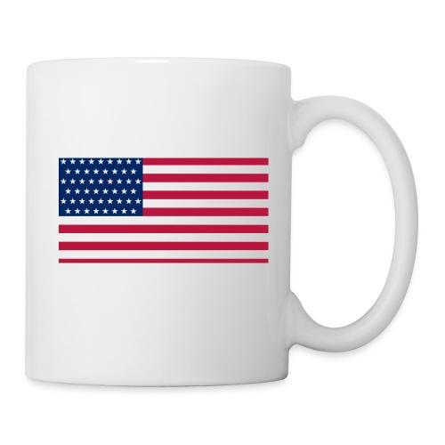 usa flag - Coffee/Tea Mug