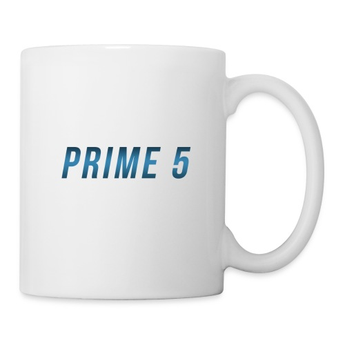 Prime 5 Text Logo - Coffee/Tea Mug