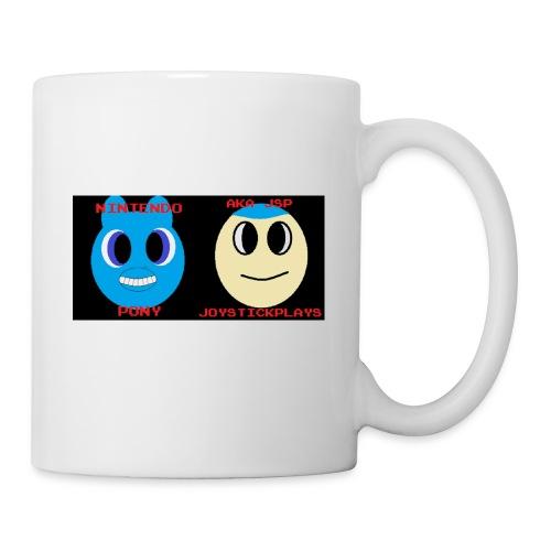 JSP and Nintendo Pony - Coffee/Tea Mug