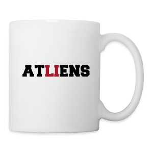 ATLIENS - Coffee/Tea Mug