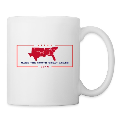 Make the South Great Again! - Coffee/Tea Mug